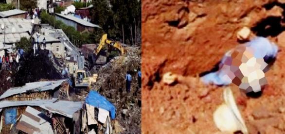 Morte em lixão choca a Etiópia - Google