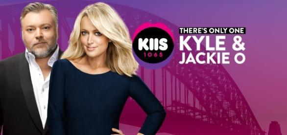 O programa The Kyle and Jackie O Show