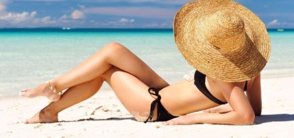 Protección solar previene enfermedades.