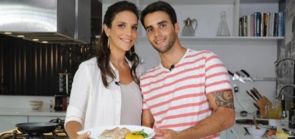 Daniel é casado com Ivete e tem um filho com ela