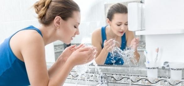 Dormir com a pele limpa é garantia de pele linda e saudável