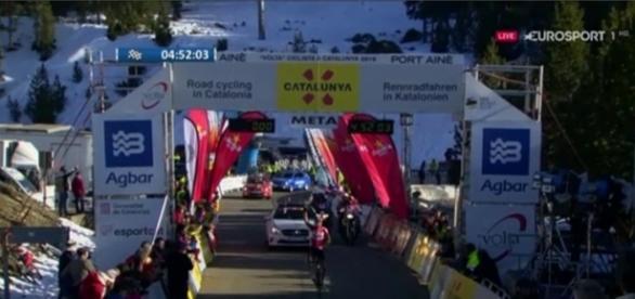 Giro di Catalogna dal 21 al 27 marzo 2017