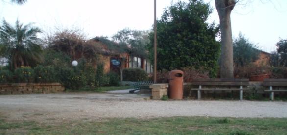 Il Parco della Madonnetta ad Acilia.