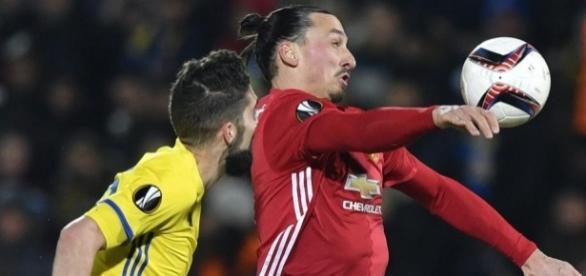 Ligue Europa : Manchester United tenu en échec 1-1 à Rostov - francetvsport.fr