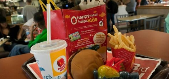 McDonald's Happy Meals in Quebec slapped with lawsuit / BN Photo Library