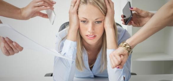 O estresse pode tirar o sossego de muita gente