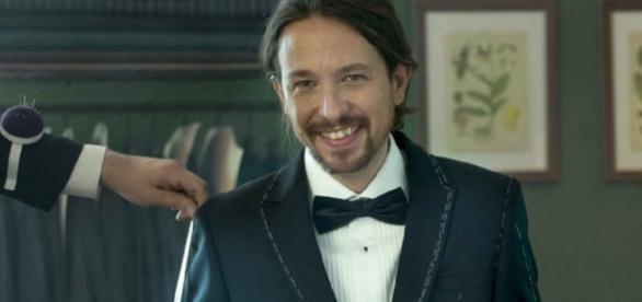 Pablo Iglesias posa con esmoquin para 'Vanity Fair'   Estilo   EL PAÍS - elpais.com
