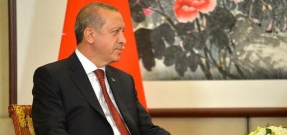 Türkenpräsident Erdogan. (Foto URG Suisse: kremlin.ru)