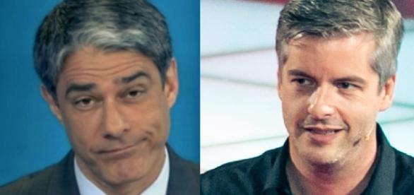 Victor e Léo no Jornal Nacional - Imagem/Google