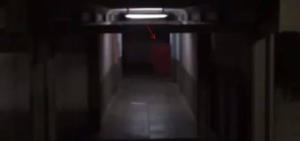 Vídeo mostra suposta atividade fantasma
