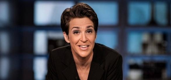 14. Rachel Maddow (MSNBC) from Top TV Star Salaries: You Won't ... - eonline.com