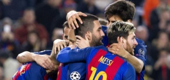 ANTENA 3 TV | Arda Turan lidera la goleada balsámica del Barcelona ... - antena3.com