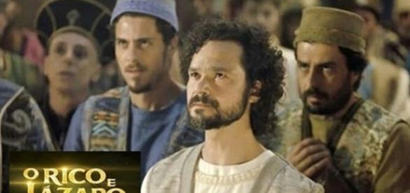 Daniel irá surpreender Nabucodonosor em 'O Rico e Lázaro'