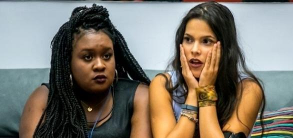 Depois de trair Emilly no BBB17, Roberta é eliminada com 79% dos votos do público