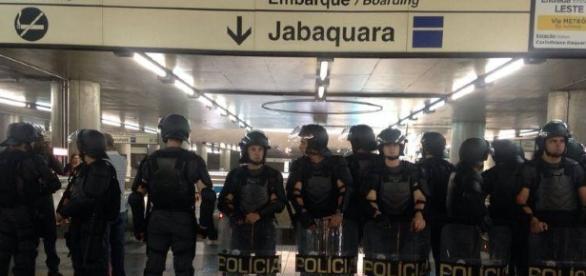 Greve no metrô altera o tráfego dos paulistanos nesta quarta-feira, 15 de março