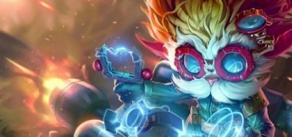 League Of Legends: Heimendinger, la imagen visual que representa las actualizaciones de LOL