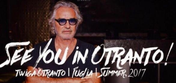 Nel 2017 aprirà a Otranto, tra mille polemiche, il Twiga di Briatore
