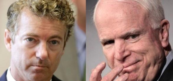 "Rand Paul Attacks John McCain, Labels Him as a ""Warmonger"" - conservativetribune.com"