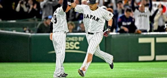 Seleção japonesa garante vaga de forma invicta no World baseball Classic (foto: divulgação twitter)