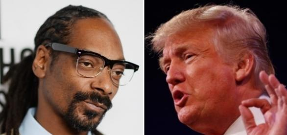 Snoop Dogg 'shoots' Trump clown in new video - CNN.com - cnn.com