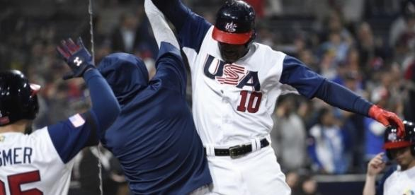 Adam Jones sigue brillando en su historial de WBC con Estados Unidos. Newsday.com