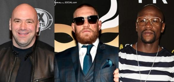 Dana White Makes Offer To Floyd Mayweather To Fight Conor McGregor - markhunt.tv