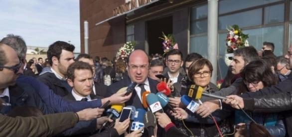 El PP sigue confiando a pies juntillas en Pedro Antonio Sánchez