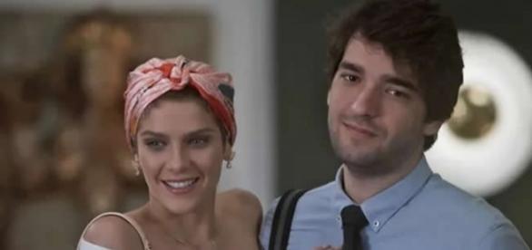 Letícia se despedirá de todos, perdoará Tiago e aconselhará que ele namore Marina (Foto: Reprodução)