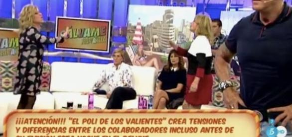 Mila Ximénez y Lydia Lozano, enfrentadas por un hombre - lecturas.com