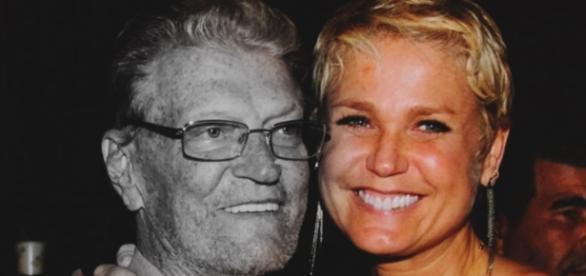 Pai de Xuxa é internado e está em coma - Google