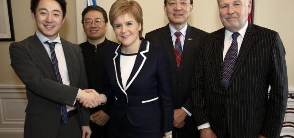 Sturgeon signed £10bn deal with Chinese firm after 'flat pack ... - heraldscotland.com