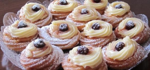 Zeppole di San Giuseppe fritte: un dolce gustoso per la festa del papà 19 marzo