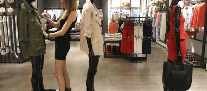 How fashion retail is affecting our style voice