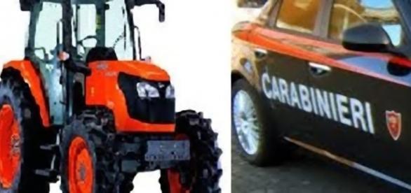 Acquista un trattore su internet ma viene truffato.