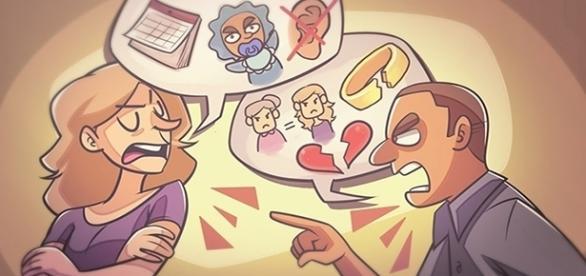 Alguns erros na relação podem ser fatais para o relacionamento .