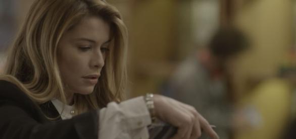 Alinne Moraes como Diana em Rock Story