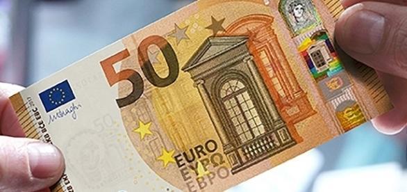 Dal 4 aprile sarà in circolazione la nuova banconota da 50 euro: come riconoscerla