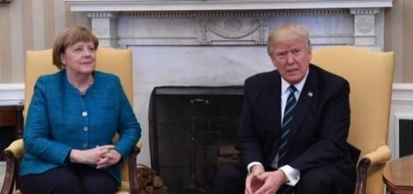 Encuentro Merkel-Trump - Pulzo.com - pulzo.com