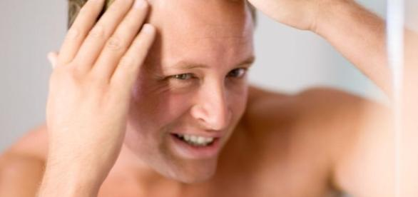 Genes are responsible for male baldness - mensfitness.com/styleandgrooming/fashion/your-diabolical-follicles-treating-male-pattern-baldness