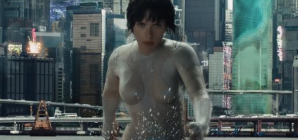 Ghost in the Shell' Review: A Smart, Visually Ravishing Manga ... - variety.com