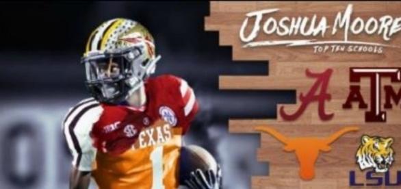 Joshua Mooore announces his top 10 - Twitter.com