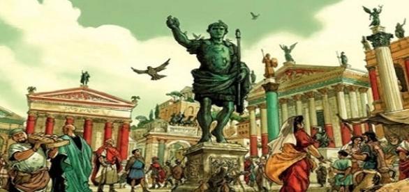La censura y falta de libertad de expresión estaban a la orden del día en Roma.