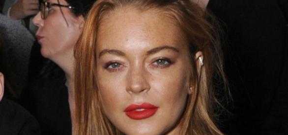 Lindsay Lohan é uma das famosas que mais vezes esteve uma delegacia
