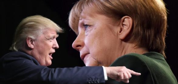Oggi incontro Trump - Merkel alla casa Bianca