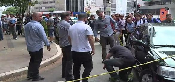 Polícia prende quadrilha especializada em roubo de Rolex, que atuava no estado de São Paulo.