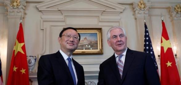 SoS Tillerson's 1st China Visit Builds on Positive Ties - Live ... - livetradingnews.com
