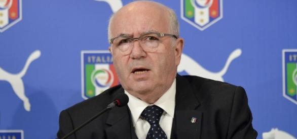 Tavecchio e la riforma dei campionati - foto eurosport.com