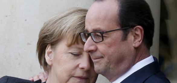 Angela Merkel and François Hollande Criticize President Trump's ... - altright.com