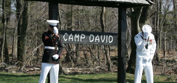 Camp David - Photo: Blasting News Library - smu.edu