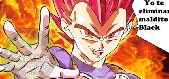 Dragon Ball Super: Manga 22 en Español Completo (Vegeta Super Saiyajin Rojo)
